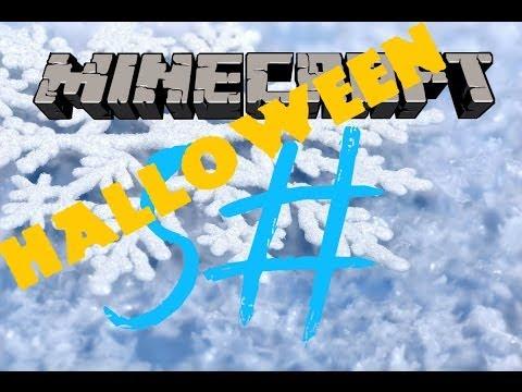 Český LP|Tomáš| Minecraft [Vánoční Série] s01e05 - Halloween