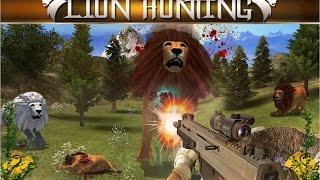 lion hunting safari 3d android gameplay hd