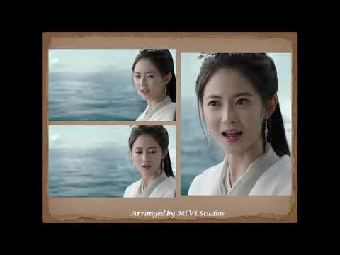 Part 4 Beautiful Photos Of Chen Yu Qi As Zhao Min In Heavenly Sword And Dragon Sabre 2019 Youtube