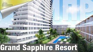 Квартиры премиум Класса в ЖК Sapphire Resort Недвижимость Северного Кипра