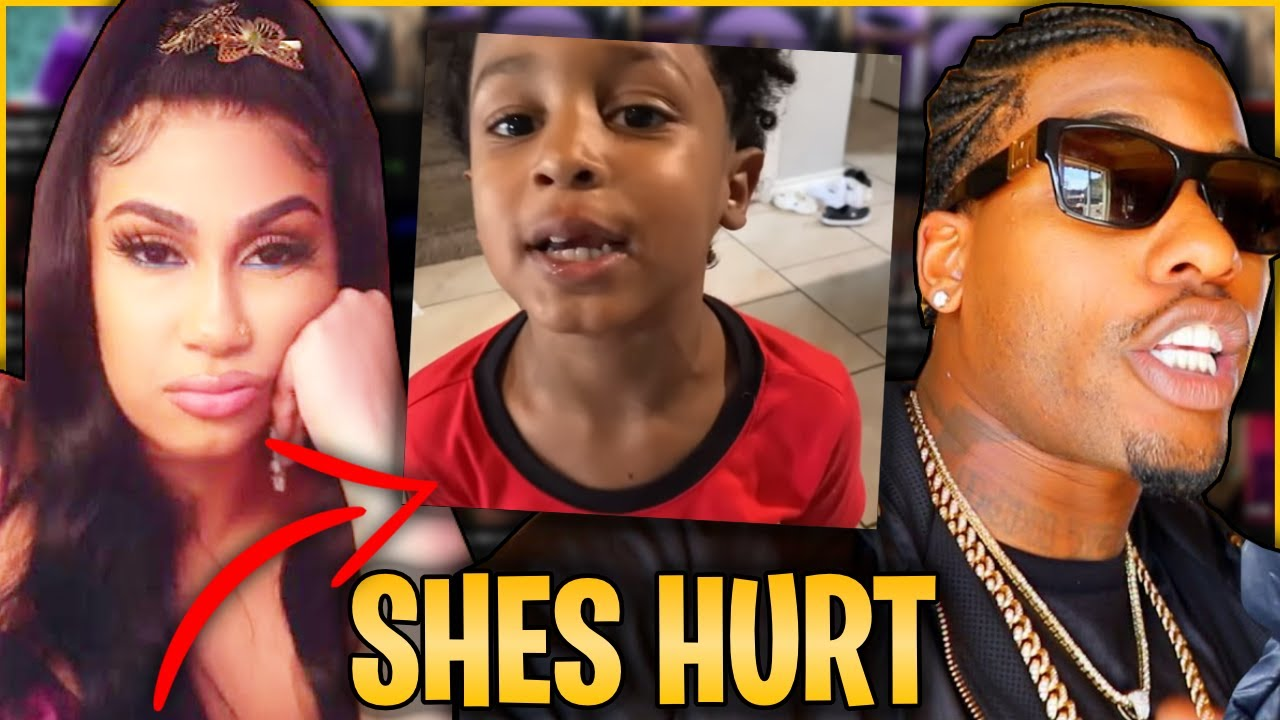 Queen Naija upset After CJ posted THIS!  + MORE DRAMA