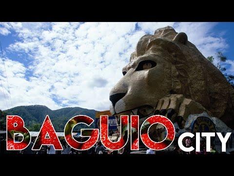 Baguio City Vacation - SJCAM HD