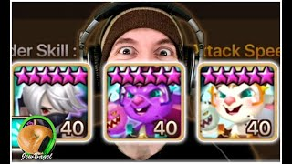 DOUBLE KOBOLD ACTION DAY! (Summoners War)