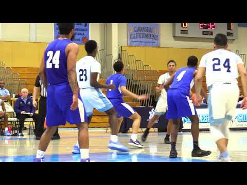 Middlesex County College Basketball vs Delaware Community CC      February 22, 2020