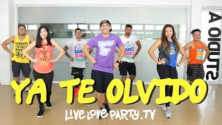 Ya Te Olvido by Jeison El Broder | MegaMix 65 | Live Love Party™ | Zumba® | Dance Fitness