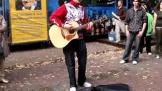 Noize MC  - Песня Для Радио (17.09.09, Арбат)