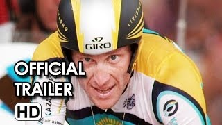 The Armstrong Lie Official Trailer (2013) Lance Armstrong HD
