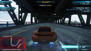 NEED FOR SPEED MOST WANTED 2012  most wanted car no 11 race