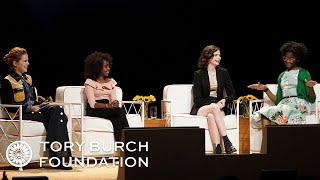 Marley Dias, Naomi Wadler, Madison Kimrey with Zoey Deutch | The Embrace Ambition Summit