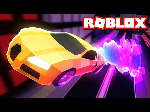 ROCKET FUEL UPDATE!!   Roblox Jailbreak