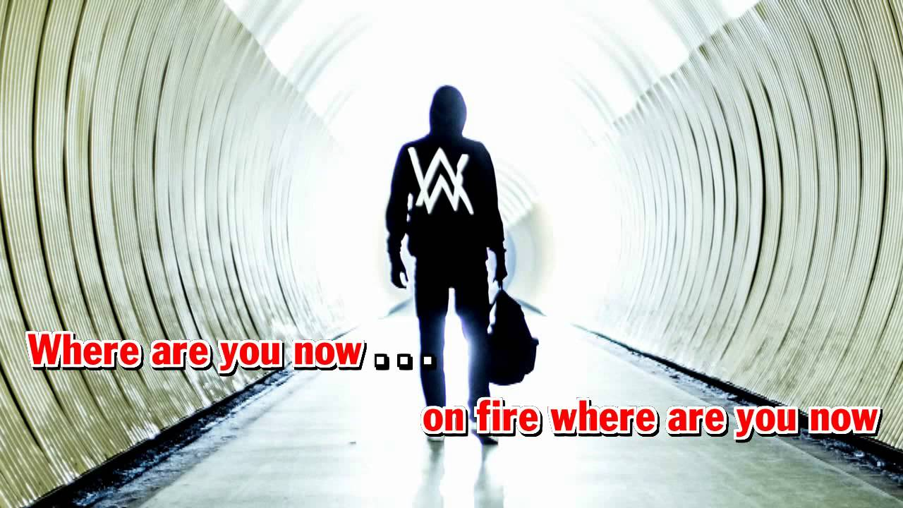 [Karaoke] Faded - Alan Walker [Beat]