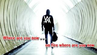 [ Karaoke ] Faded - Alan Walker