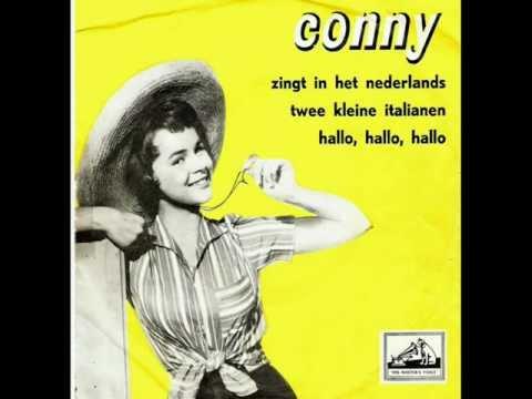 Conny Froboess - Twee Kleine Italianen