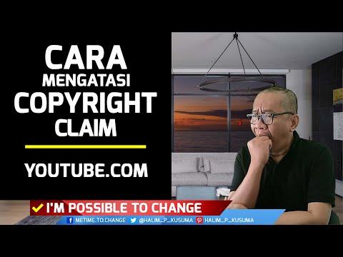 Copyright Claim di Youtube dan Cara Mengatasinya