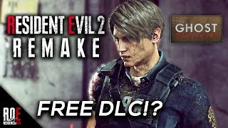 RESIDENT EVIL 2: REMAKE | FREE DLC!? | Ghost Survivor's & 1998 Characters