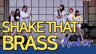 엠버(AMBER) - SHAKE THAT BRASS Dance/Vocal cover 공연영상