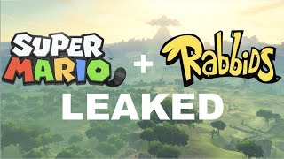 Mario + Rabbids LEAKED - Overview and Thoughts