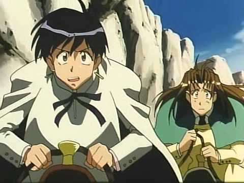 Trigun episode 1  full - english