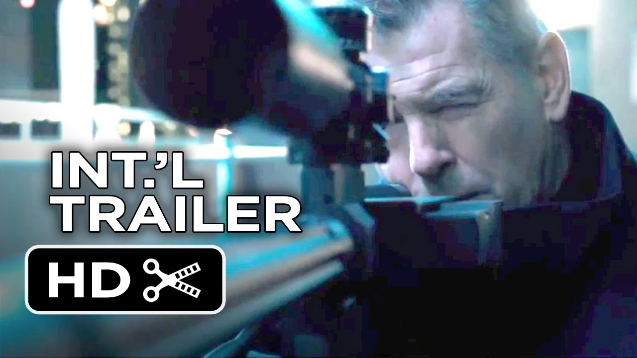 画像: Survivor Official International Trailer #1 (2015) - Pierce Brosnan, Milla Jovovich Movie HD youtu.be