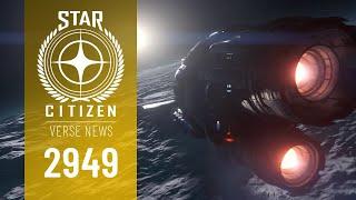 STAR CITIZEN #005 | VERSE NEWS | WOCHENRÜCKBLICK & ROADMAP UPDATE | Deutsch/German