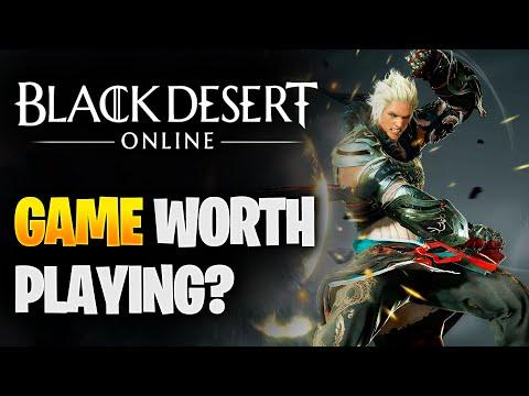 NEW Should YOU Play Black Desert Online?! HONEST REVIEW