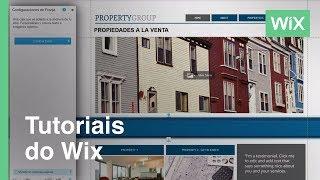 Como agregar una franja a tu sitio | Wix.com