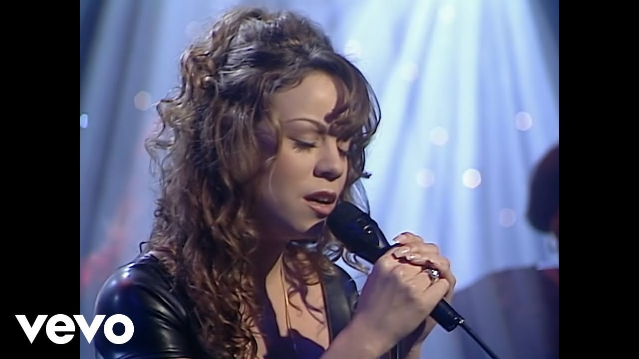 Mariah Carey - Without You (Live from Top of the Pops) - download from YouTube for free