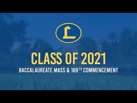 Loyola Blakefield's 169th Commencement
