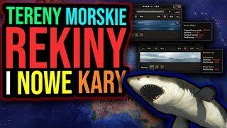 Tereny Morskie, Rekiny i nowe kary! - Man the Guns -Hearts of Iron IV: Dev Diary