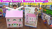 Daisylane C Doll House Collection Le Toy Van Traditional Wooden Toys Youtube
