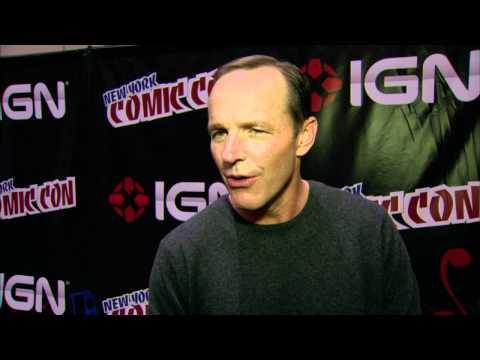 The Avengers - NYCC - Clark Gregg Interview