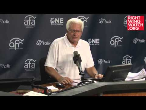 RWW News: Bryan Fischer Claims He Was Born Christian, Repulsed By Homosexuality