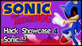 Sonic Hack Showcase 4 : Sonic.exe Rom Hack?