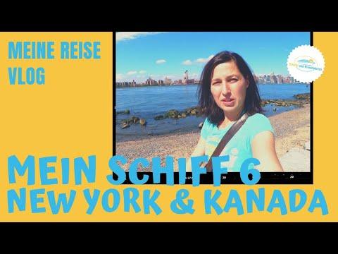 Mein Schiff 6: New York Mit Kanada ✅Erfahrungsbericht!