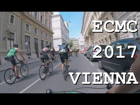 ECMC 2017 ~ European Cycle Messenger Champs!