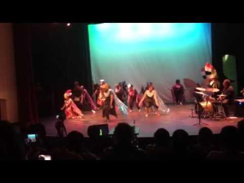 FCMI Kingdom Dancers United Black History 2016 Africa Slave Freedom