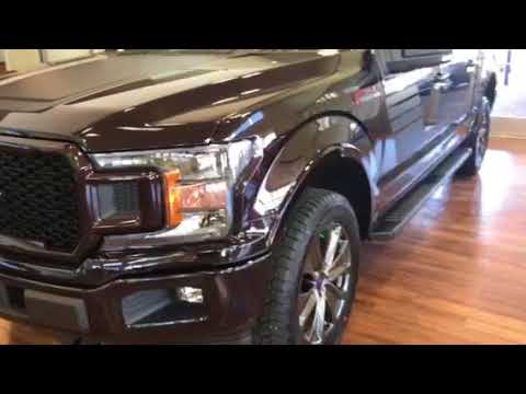 2018 Ford F-150 Sports Package - YouTube