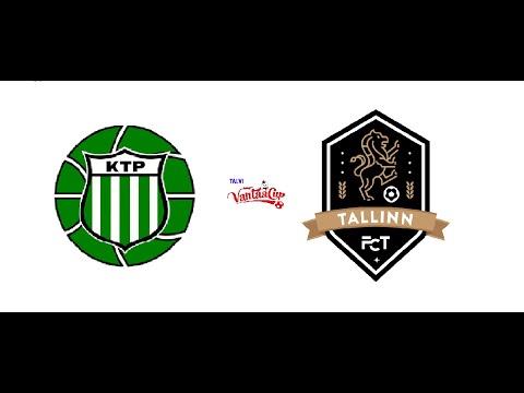 FC KTP vs FC Tallinn / II Half / TalviVantaa Cup 2020