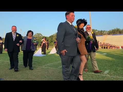 Thibodaux High School Homecoming 2017