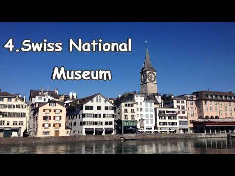 Top 10 Places to visit in Zurich / Best things to do in Zurich