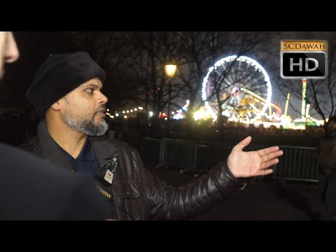 P1 - **Must Watch*** Who's going Heaven! Hashim & Christian Visitor | Speakers Corner | Hyde Park