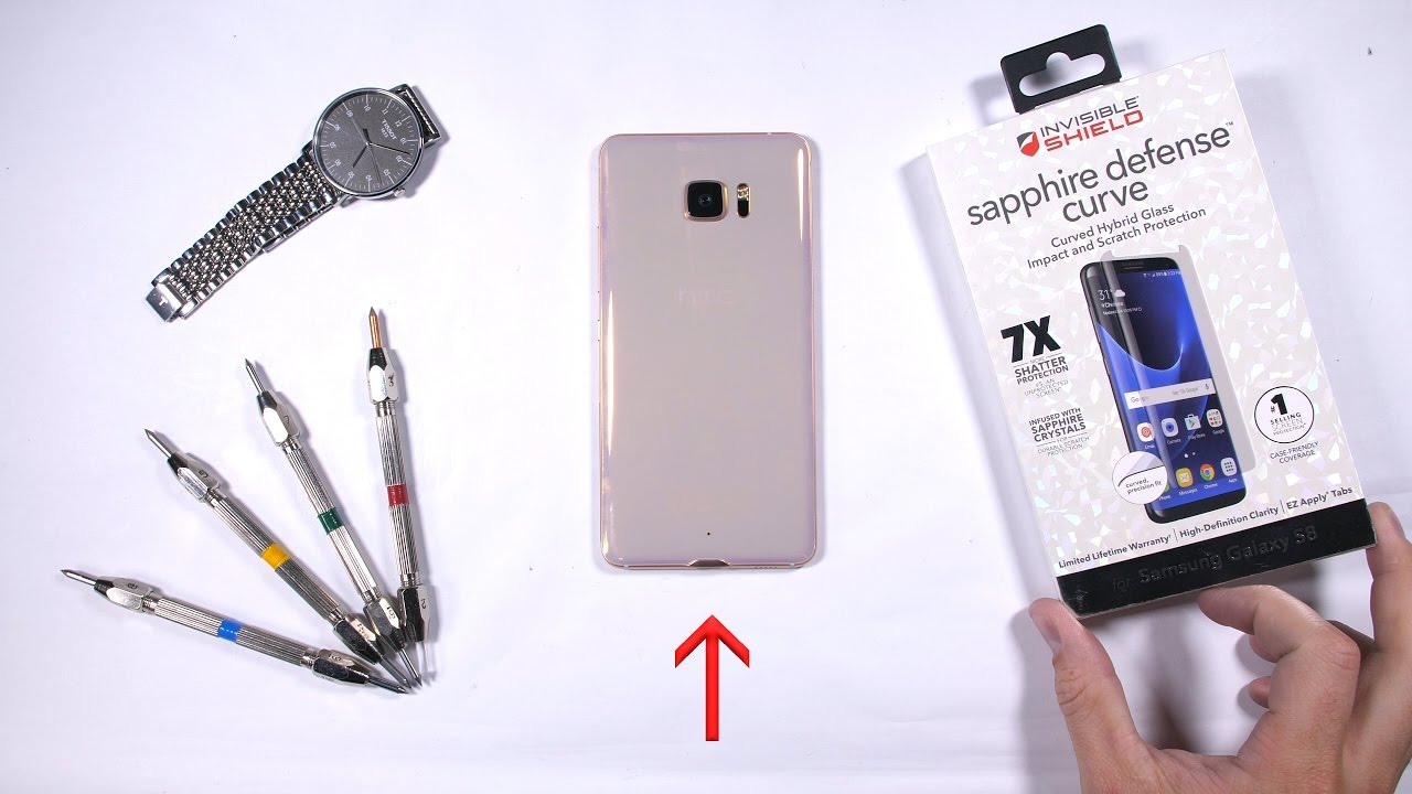 Battle of the Sapphires - HTC U Ultra - Is it REALLY Sapphire?