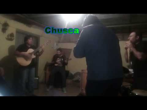 Ensayo del grupo Chusca de Antofagasta ( música andina)