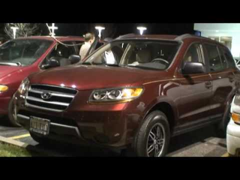 World Hyundai Matteson | 2009 Hyundai Santa Fe Review | Matteson Auto Mall
