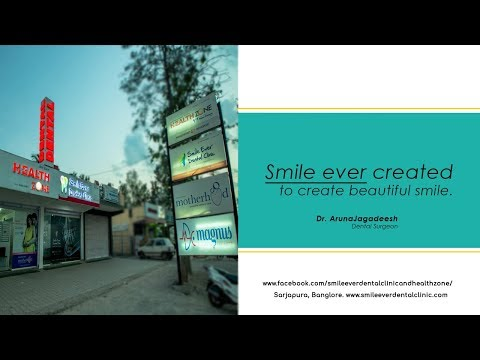 clinics in sarjapur road, bangalore:: smile ever dental clinic and health zone