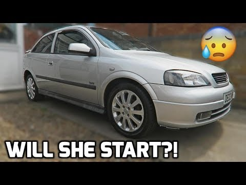 Astra First Start Up!