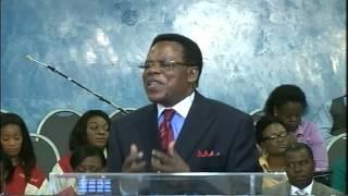Dr Mutyebele, 8/06/2014: Que faire quand vient la prophétie ?