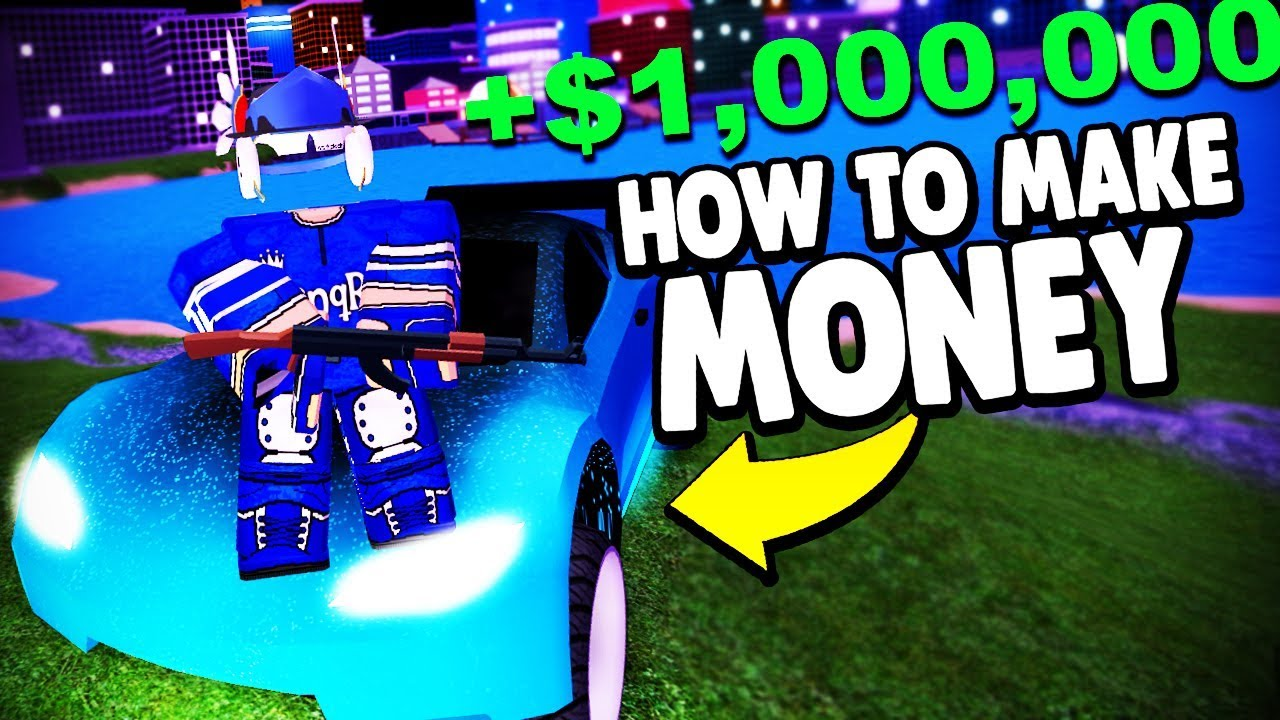 New Best And Easiest To Get Money In Mad City Tutorial Roblox