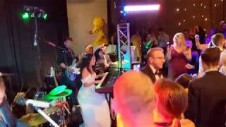 Bride Performs Lizzo's Truth Hurts at Wedding