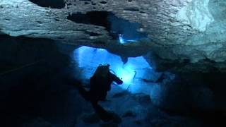 Ординская пещера Майский ход